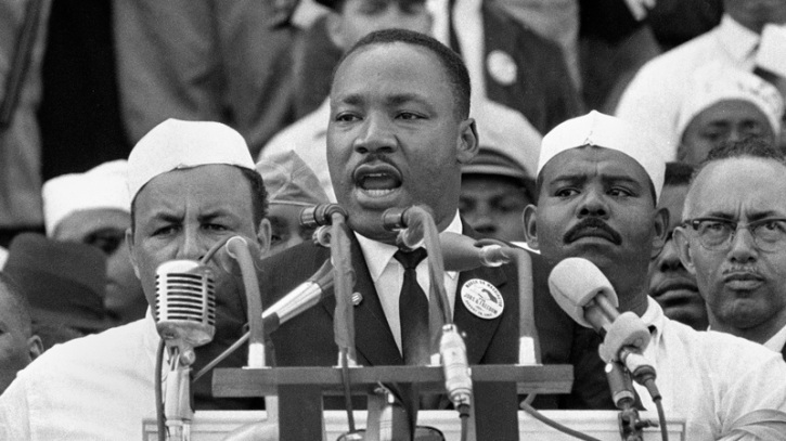Am 28. August 1963 hielt Martin Luther King seine I have a dream -Rede.